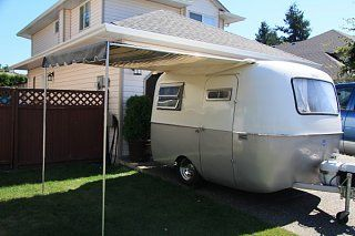 Boler Bag Awning Should I Buy 7 Foot Or 8 Foot Scamp Trailer Tiny Camper Awning