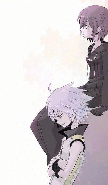 Tags: Anime, Kingdom Hearts, Riku, Organization XIII, Pixiv ...