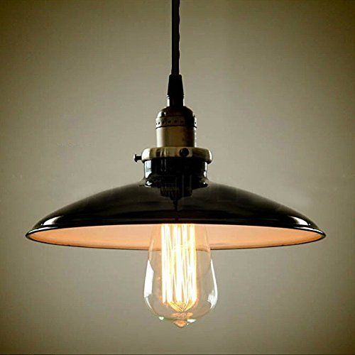 Signstek E27 Retro Vintage Klassiker Industrial Metal - schlafzimmer lampe led