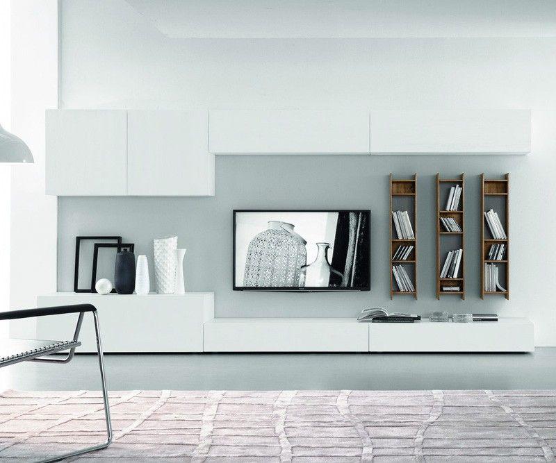 Die Moderne Und Hochwertige Wohnwand C96B Von FGF T