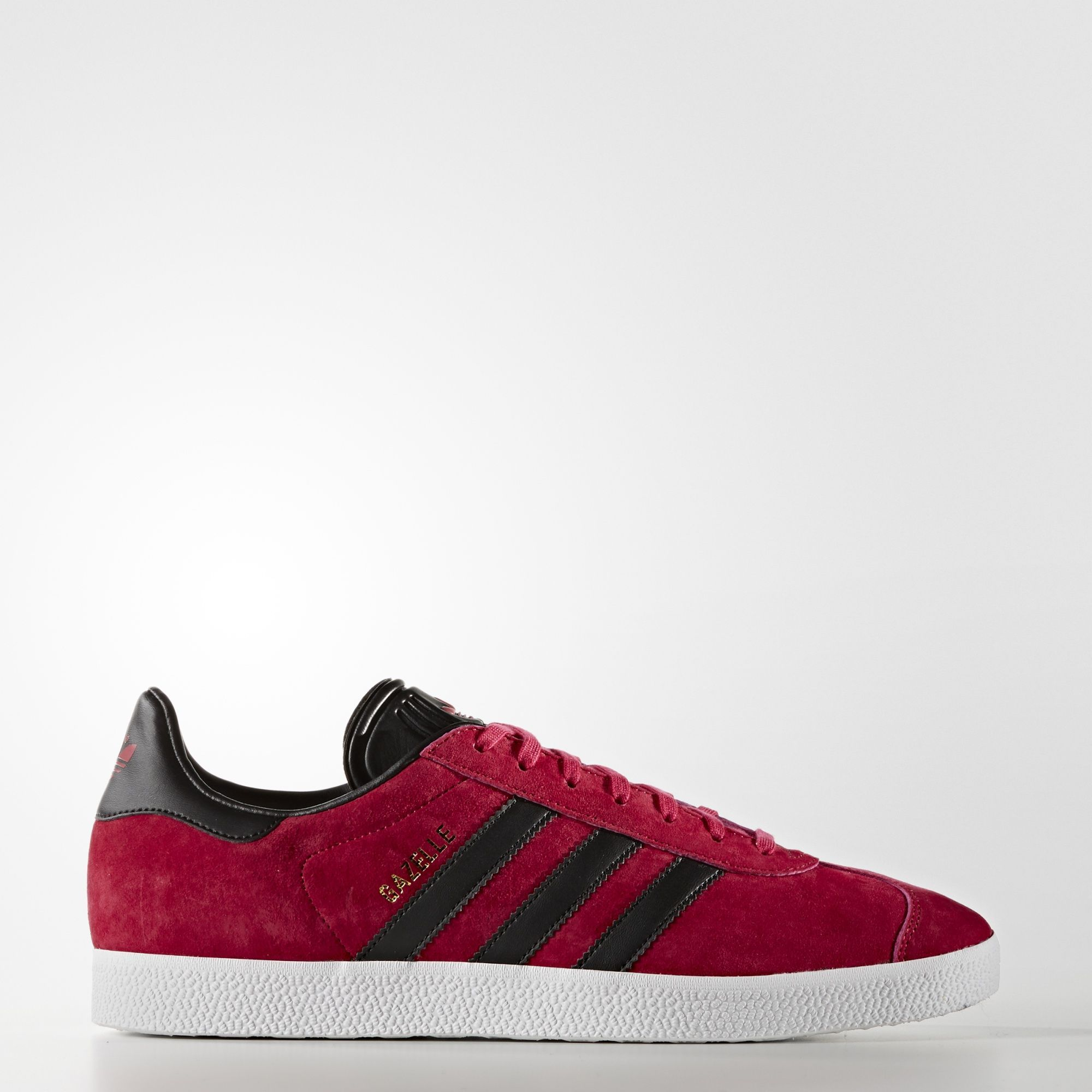 79ba3d2ca51d adidas gazelle red black Sale