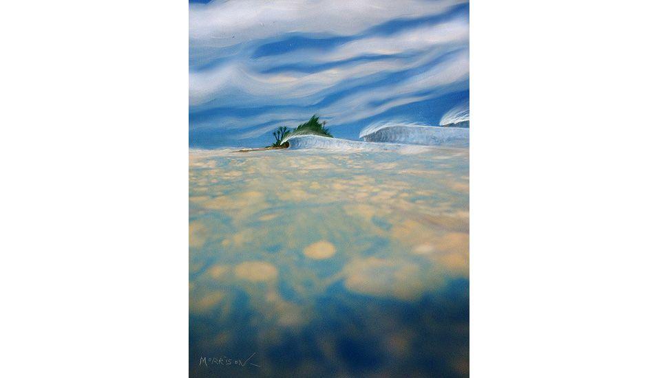 Enviro Surf Art Series: Epic Ocean-Inspired Paintings | The Inertia