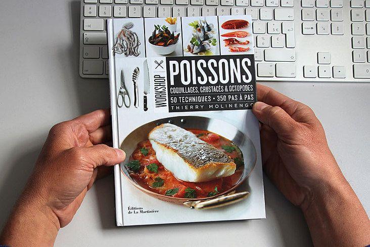 Workshop Poisson Pour Bien Assurer La Cuisine Des Produits De La