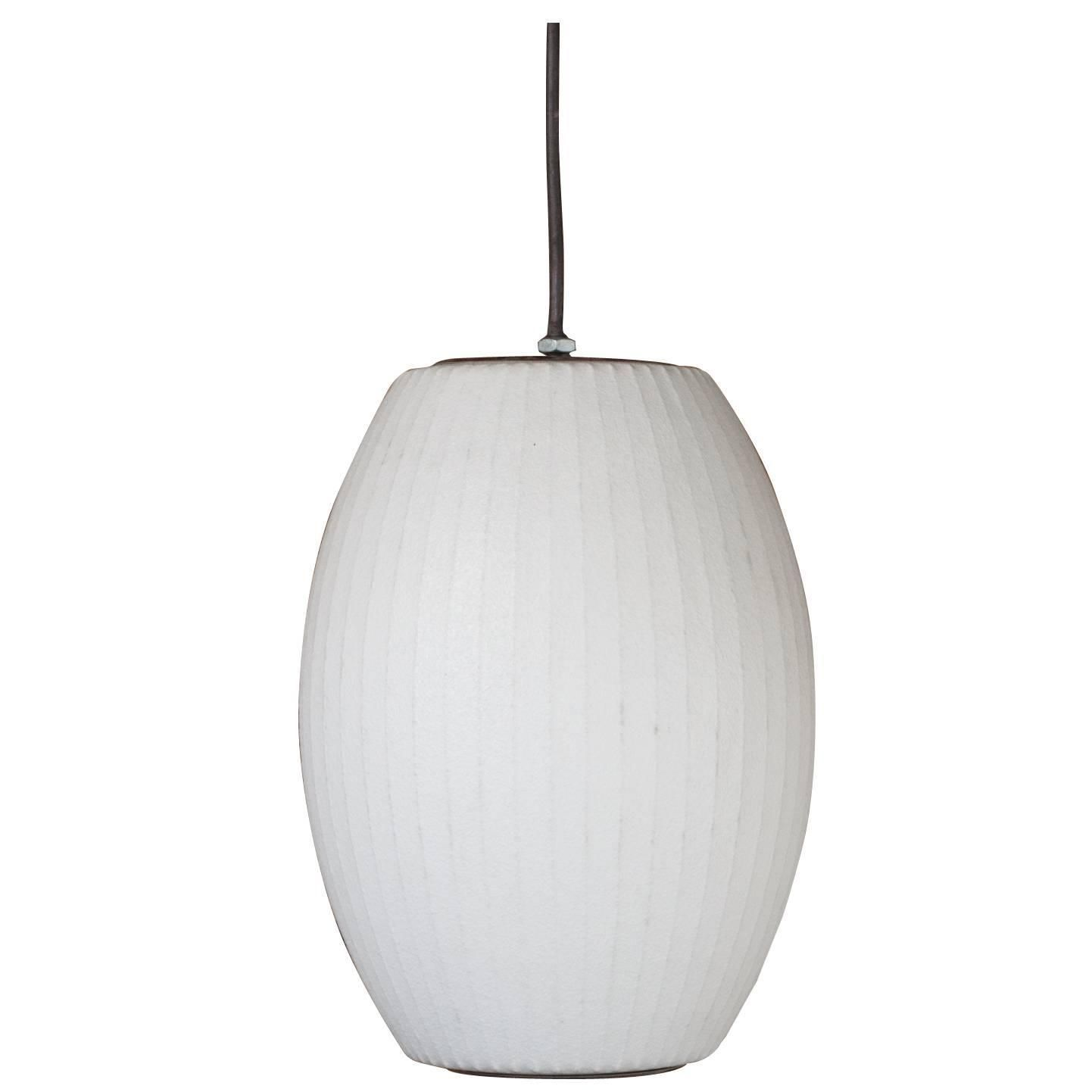 Small cigar pendant light by george nelson george nelson small cigar pendant light by george nelson aloadofball Image collections