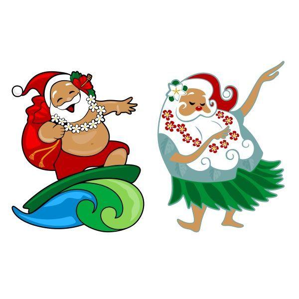 Christmas In Hawaii Decorations.Pin On Hawaiian Christmas Decorations