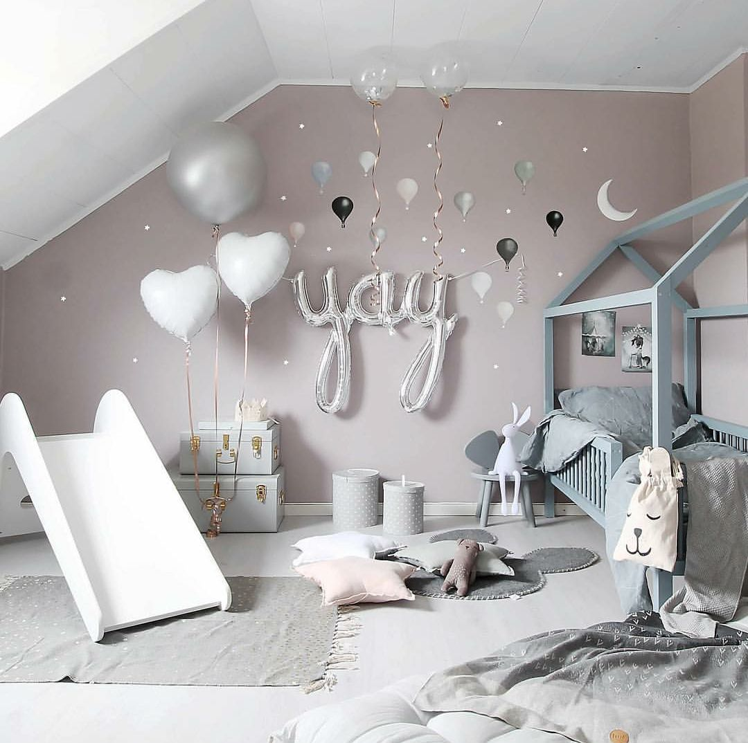 Une Chambre De Bebe Couleur Taupe In 2019 Nursery Ideas Toddler