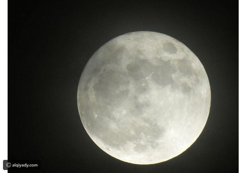 أجمل صور القمر العملاق ظاهرة نادرة لم تحدث منذ 7 عقود Celestial Celestial Bodies Moon