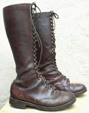 d8db80f73 WwI aviator boots   Men's fashion   Mens boots fashion, Boots, Mens ...