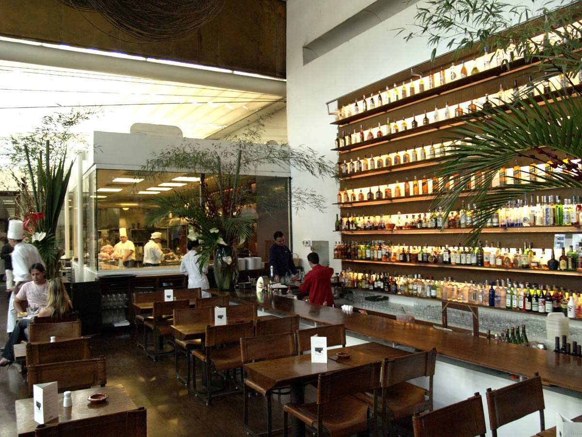 Image result for restaurant in sao paulo with large tree | winter ...