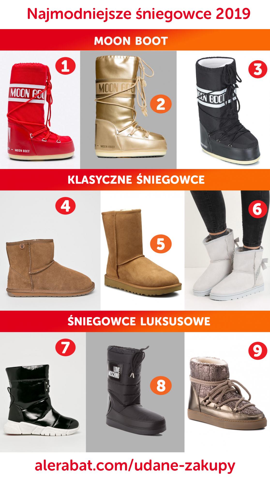 Najpopularniejsze Sniegowce 2019 Moda Fashion Udanezakupy Buty Moda Fashion Fashion Moda