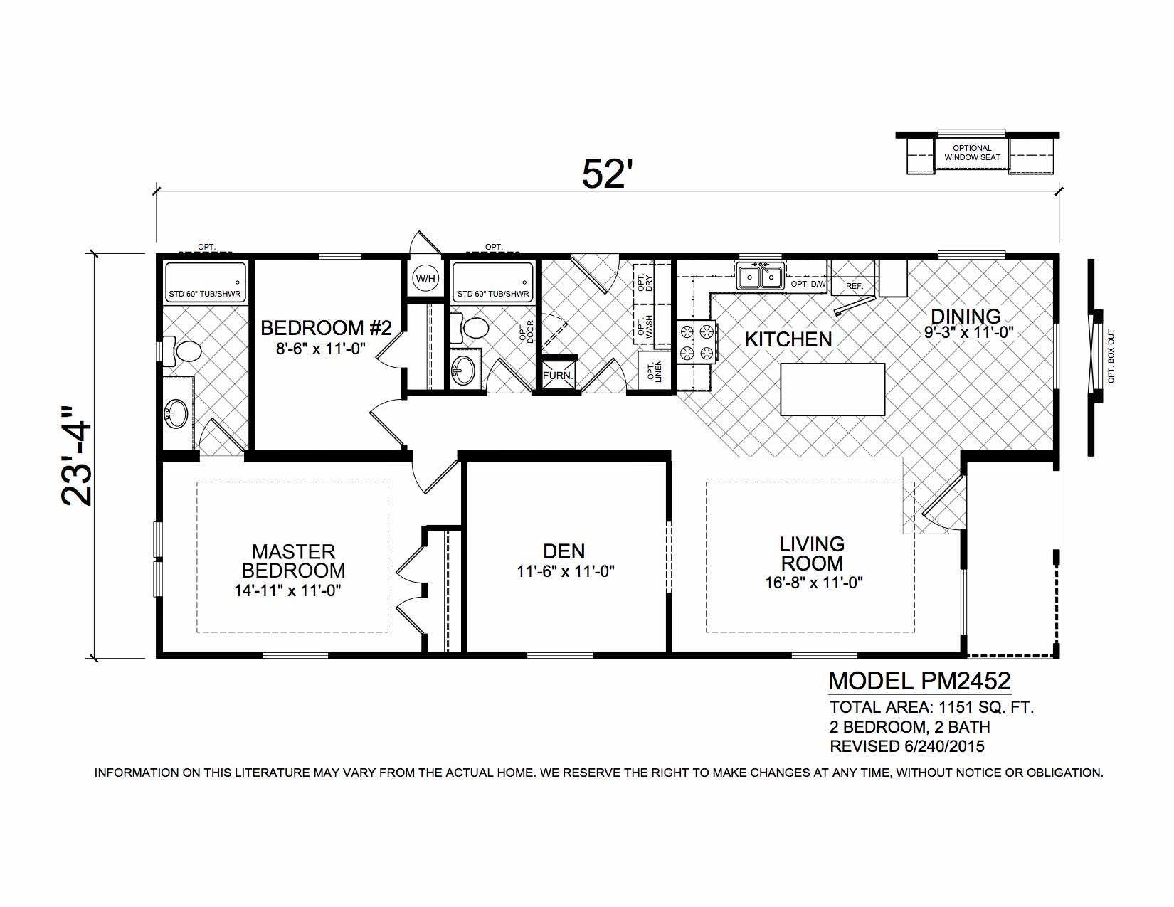 Boxwood Small Modular Homes Mobile Home Floor Plans Modular Homes