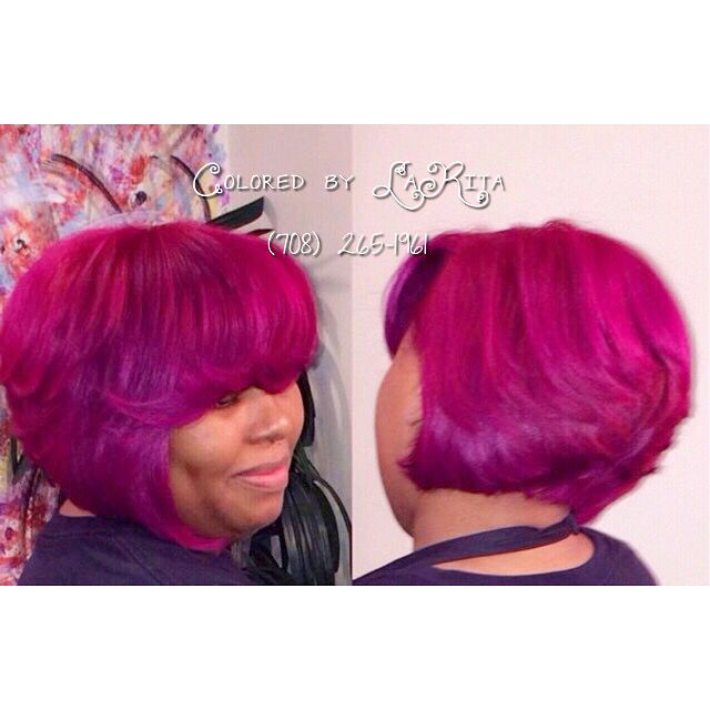 Looking for a bomb color tech?! Check out Colored By LaRita! She ...