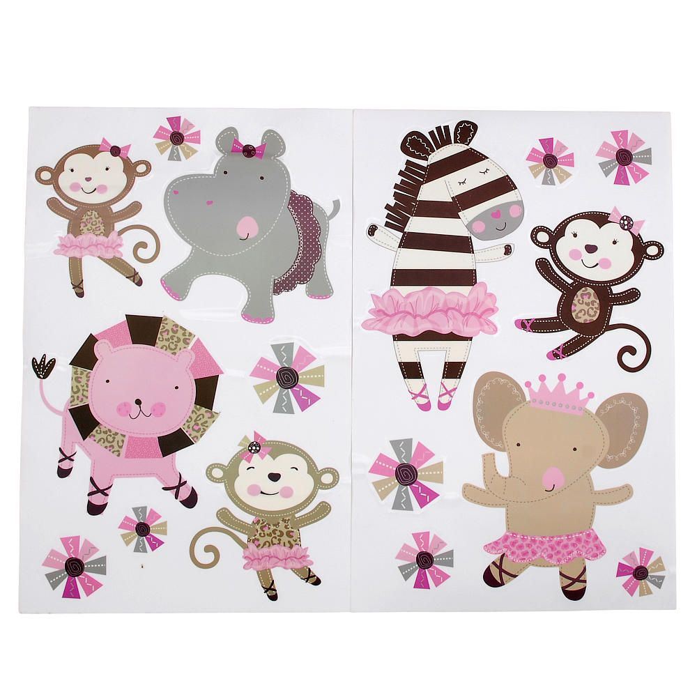 Summer Infant Tutu Cute Wall Decals - Summer Infant - Toys ...