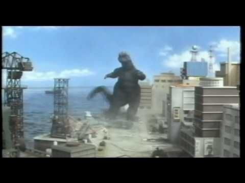 Godzilla and Blue Oyster Cult really tear things up