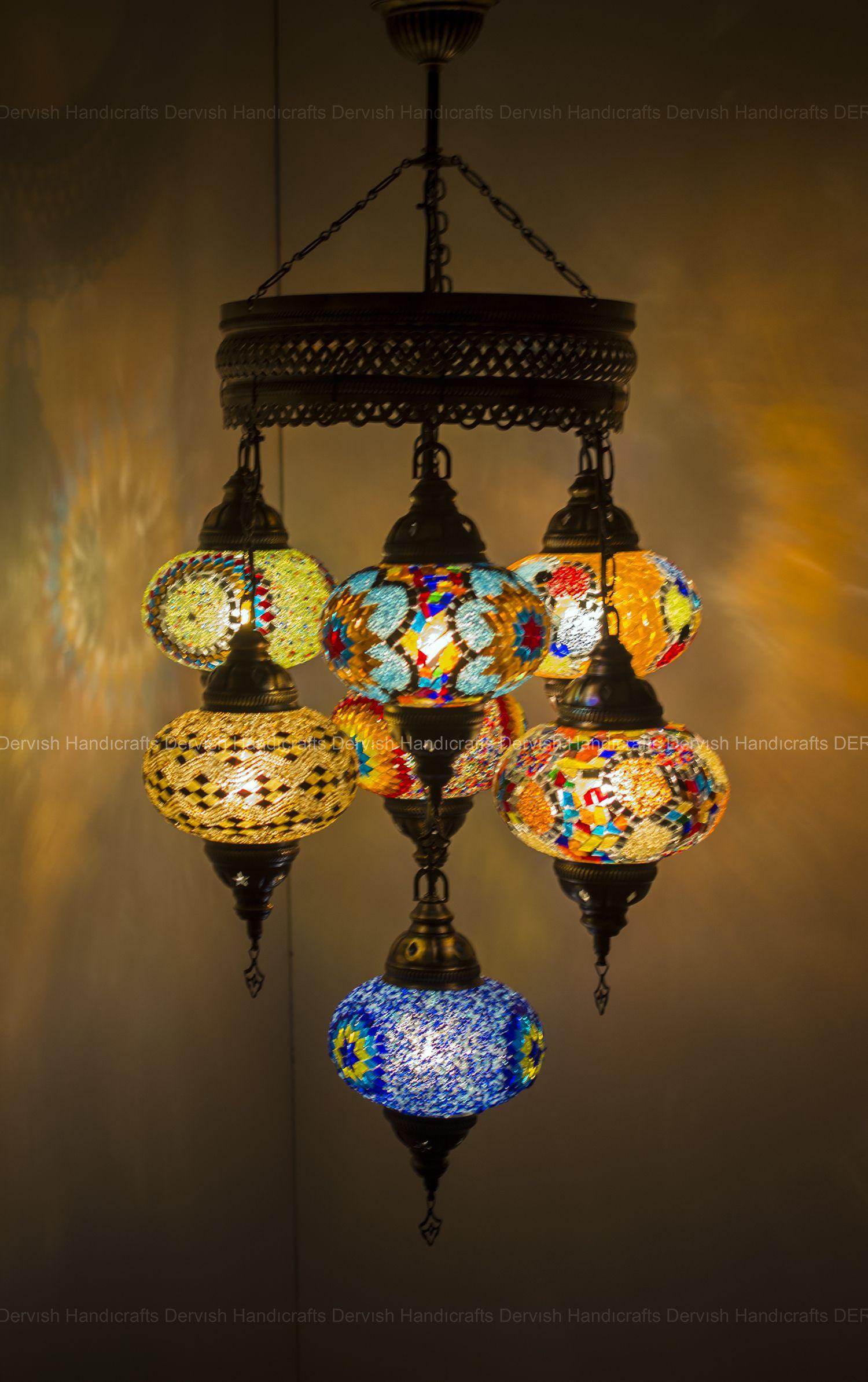 c10b9e8f913ce Pin by Dervish Handicrafts on Home decor | Lamp Shades, Turkish ...