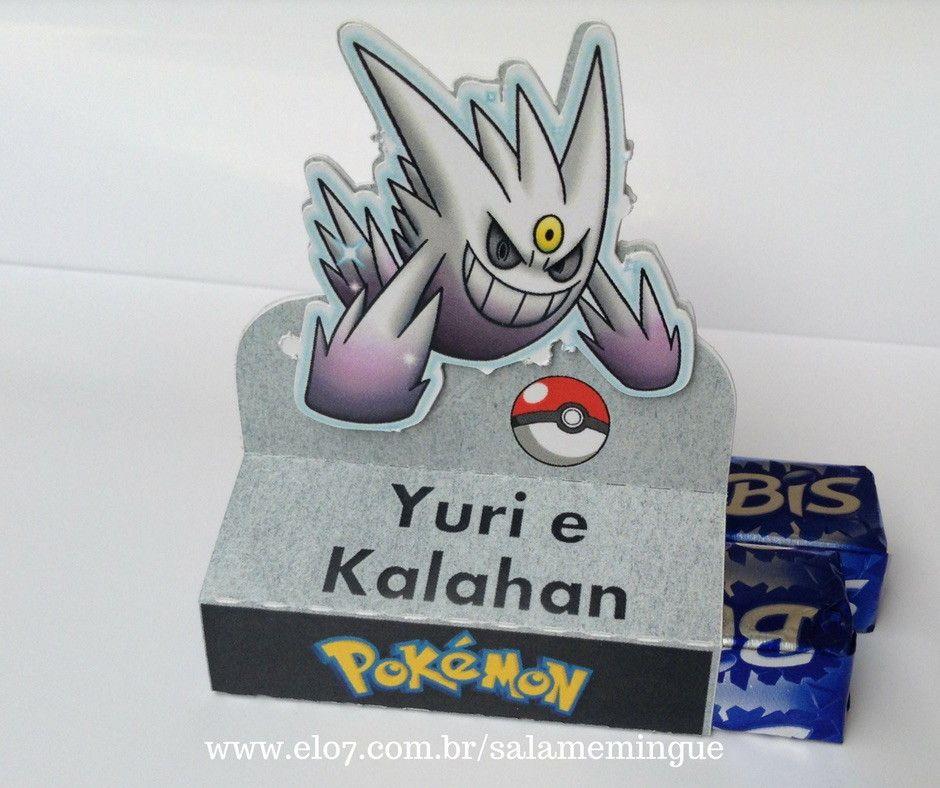 5f809ce7fb Caixa de bis Duplo Pokémon