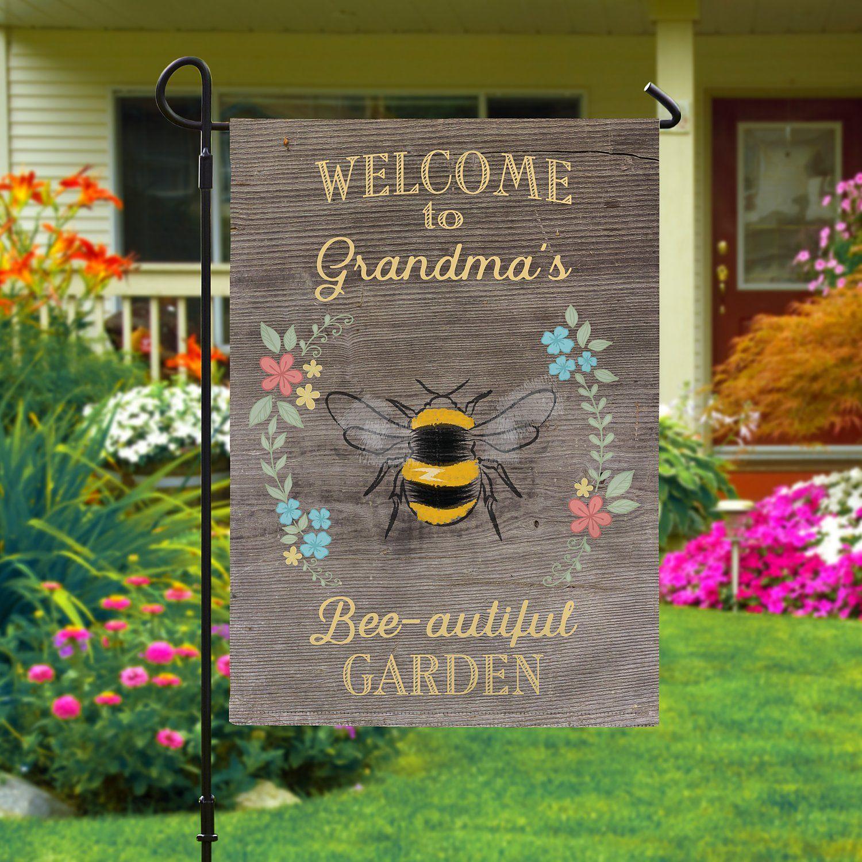 Beeautiful Garden Flag Garden flags, Garden gifts