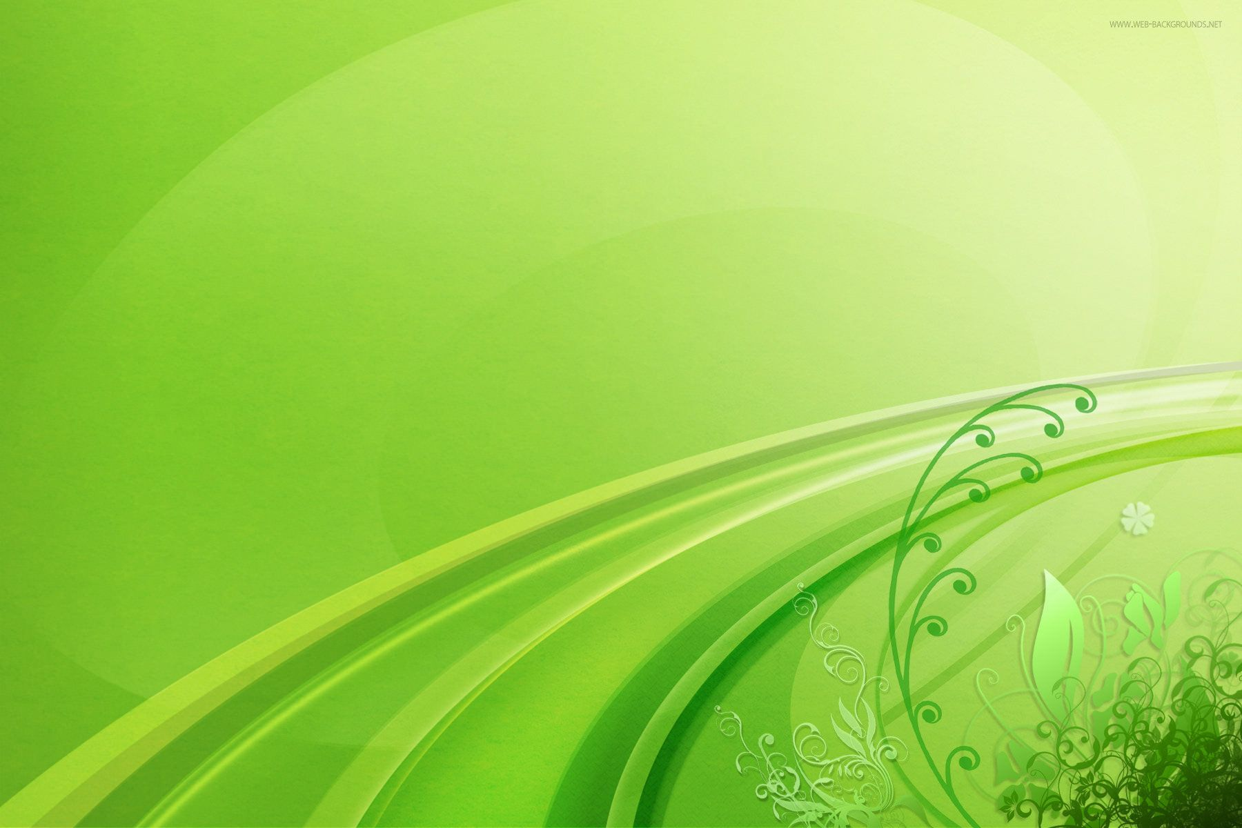 Abstract Green Floral Background Jpg 1800 1200 Backgrounds
