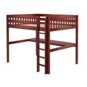 Queen Loft Bed | Queen Size Loft Beds for Adults #adultloftbed