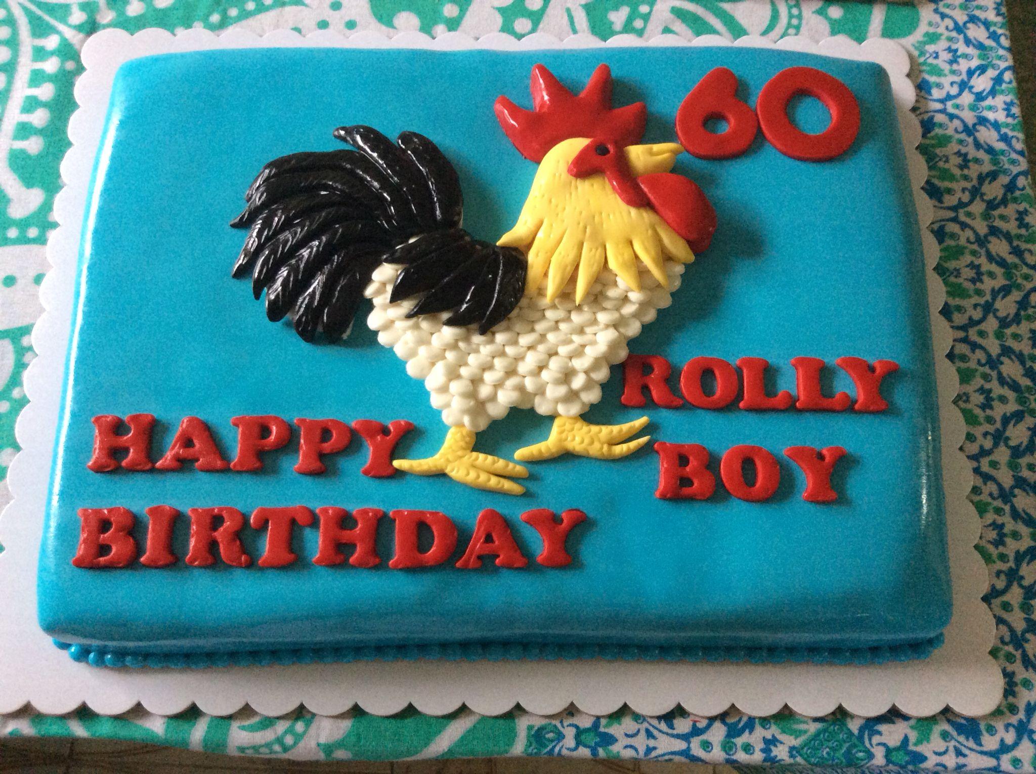 Rooster Cake Cake ideas Pinterest Cake, Chicken cake ...