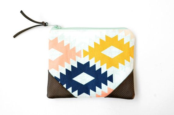 aztec coin purse