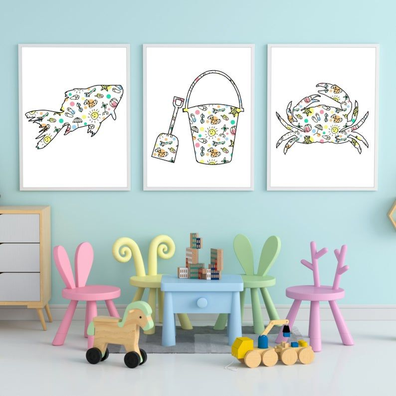 Looking For Beach Inspired Wall Art For The Perfect Sea Side Theme
