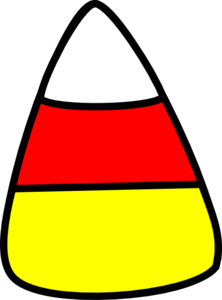 Candy Corn Clip Art Ingredient Labels Clip Art Fall Candy