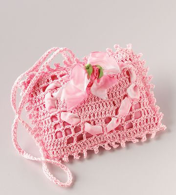 Valentine's Day Fragrant Sachet for Mother's Day, bridesmaids or a favorite teacher at Country Woman.