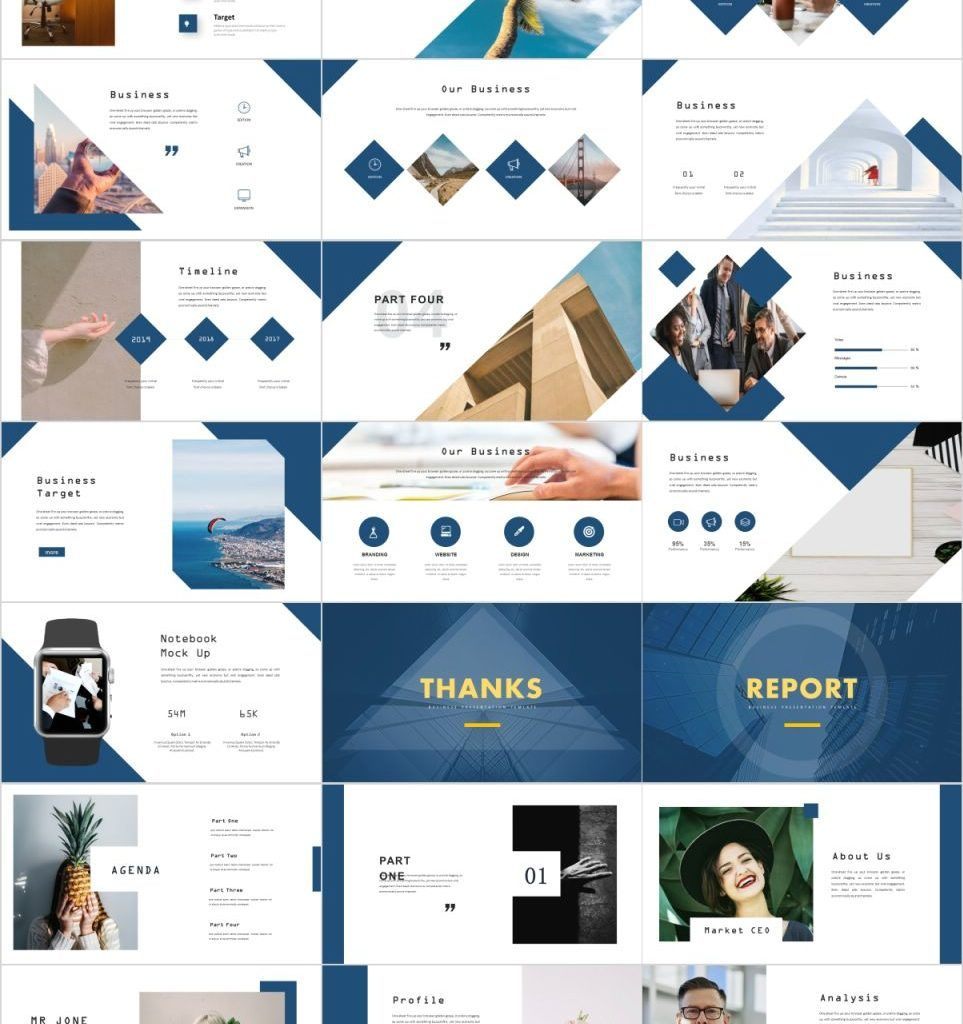 23 Business Report Slides Powerpoint Templates Powerpoint Templates Creative Powerpoint Templates Powerpoint Design Templates