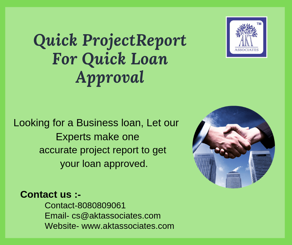 Quick Project Report Loan For A Quick Loan Approval Quick Loans Loan Business Finance
