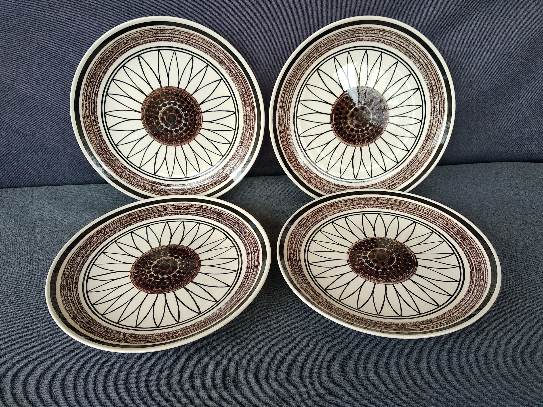 Vintage Royal China CASA DEL SOL Pattern Cavalier Ironstone