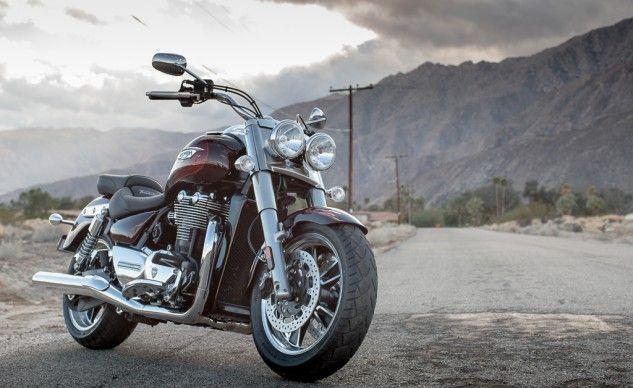 2014 Triumph Thunderbird Commander Beauty Bikes Bits Triumph