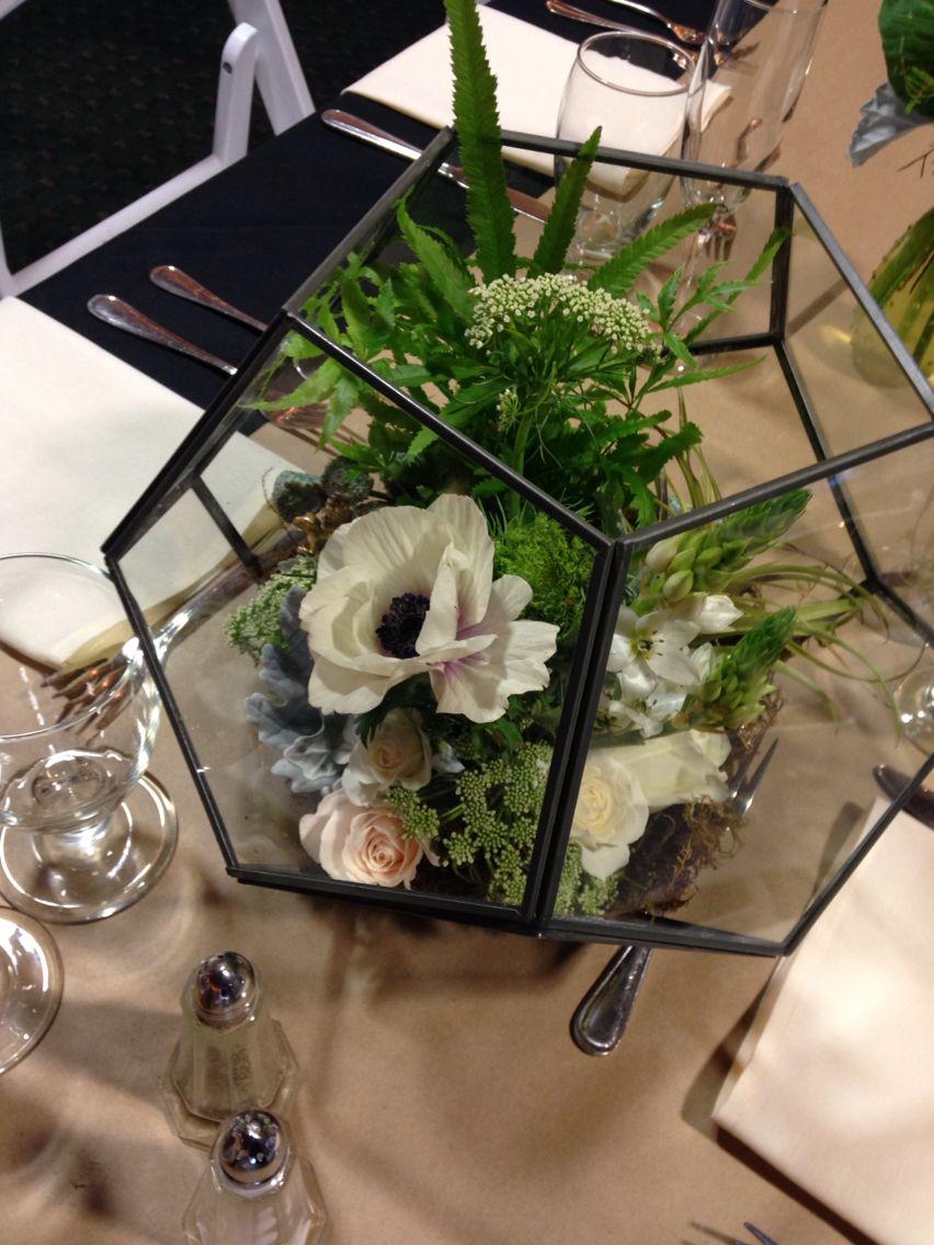 Terrarium Wedding Centerpiece