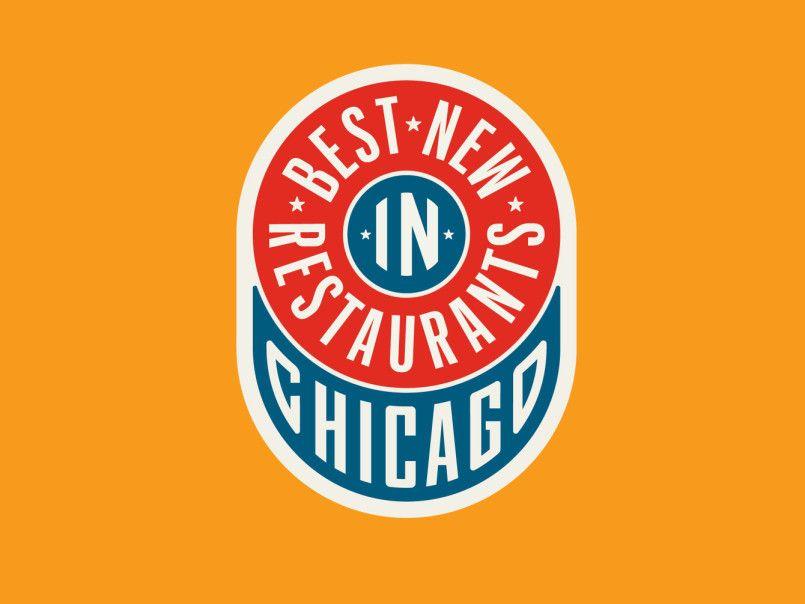 Best Restaurants: Typographic Pieces by Allan Peters
