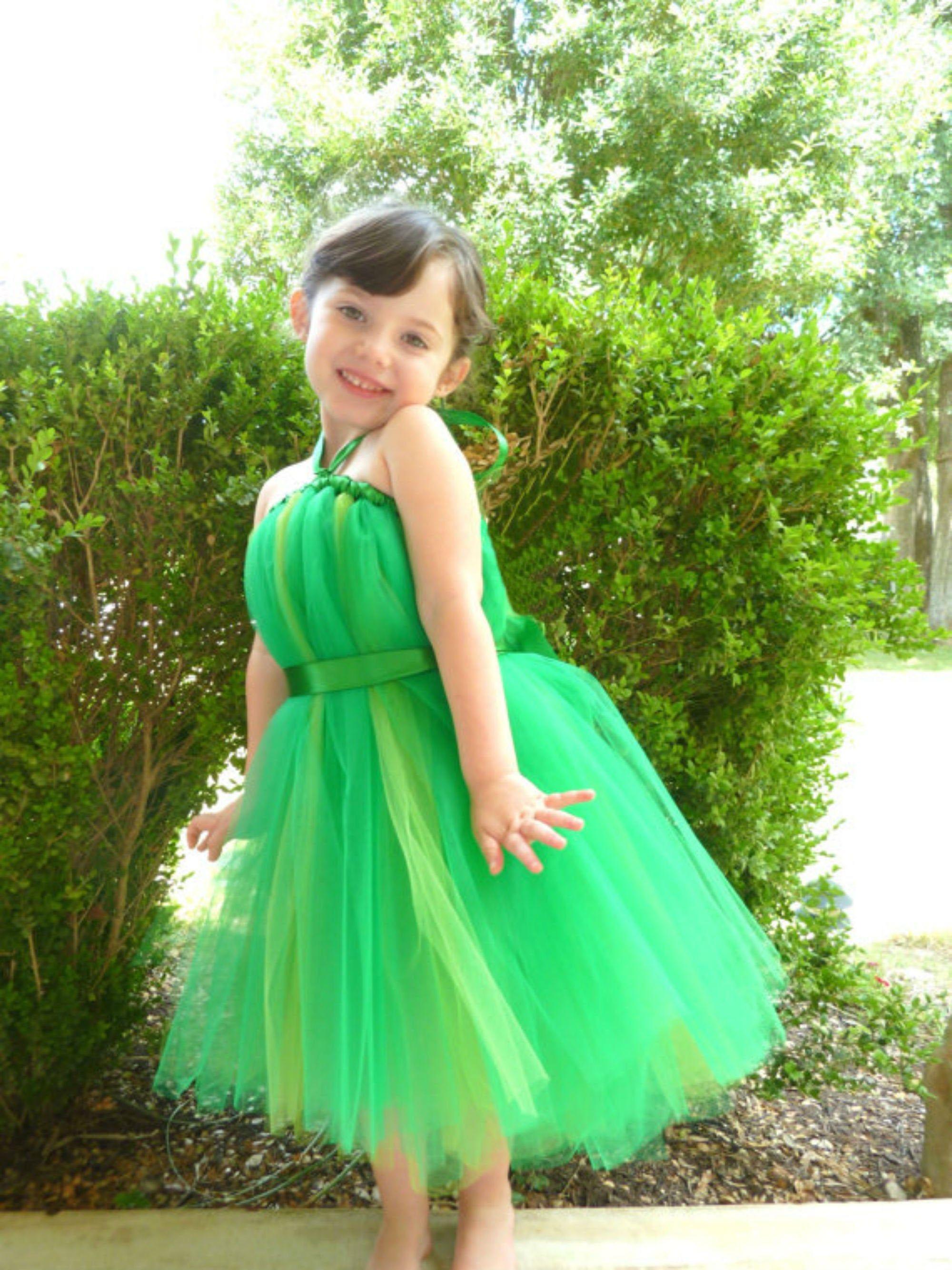 Tinkerbell Costume Green Fairy Tutu Dress Tinkerbell Tutu Etsy Fairy Dress Tinker Bell Costume Tinkerbell Dress [ 2667 x 2000 Pixel ]
