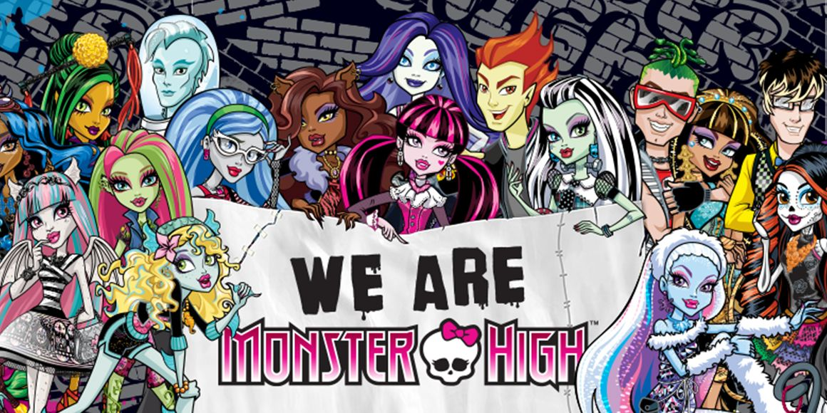Monsteripelit | Monsterivideot | Monsteripuuhat | Monster High