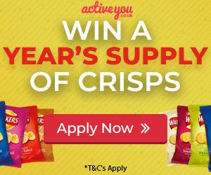 Win a Year's Supply of Crisps