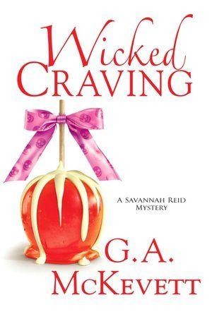 A savannah reid mystery series books