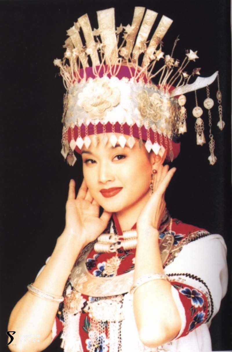 national geographic asian woman