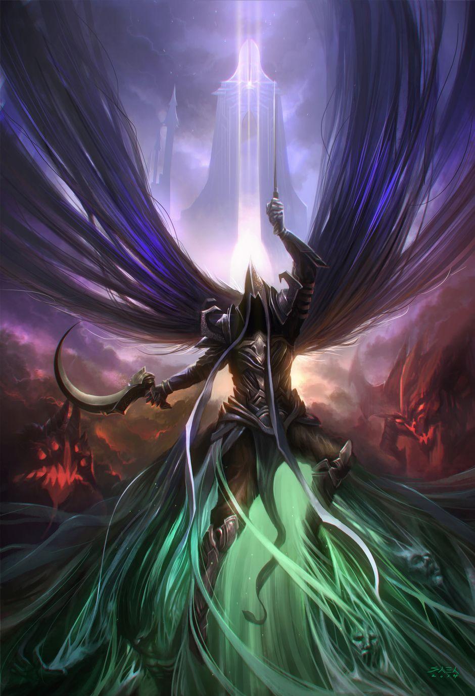 Angel Fan Art Fantasy