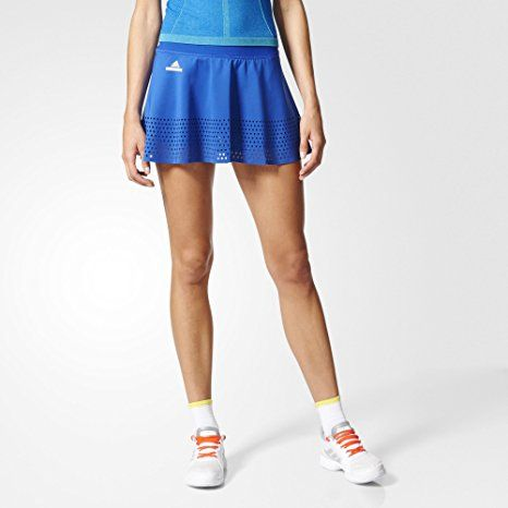 Amazon Com Adidas Stella Mccartney Barricade Skirt Clothing Tennis Clothes Sport Chic Style Chic Winter Style