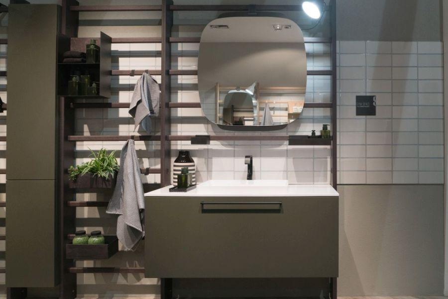 Scavolini S Gym Space Bathroom For Fitness Freaks