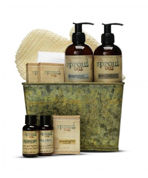 """Pin to Win - Sprout Out Spring Blooms Gift Set  This says """"Spring"""" to me. must have! #GilchristSoames"""