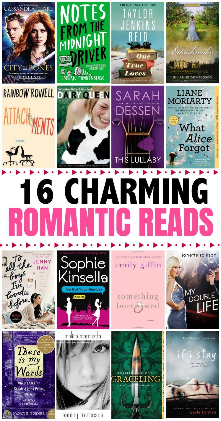 16 Romantic Reads My Favorite Love Stories Everyday Reading Romantic Reads Good Romance Books Romance Books Worth Reading