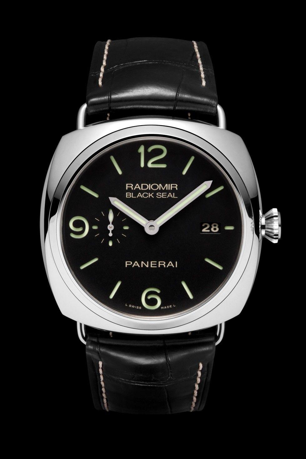 826a086ee69fd Panerai Radiomir Blackseal 3 Days PAM00388