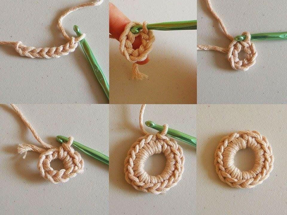 Todo crochet   joyas   Pinterest   Ganchillo, Patrones de crochet y ...