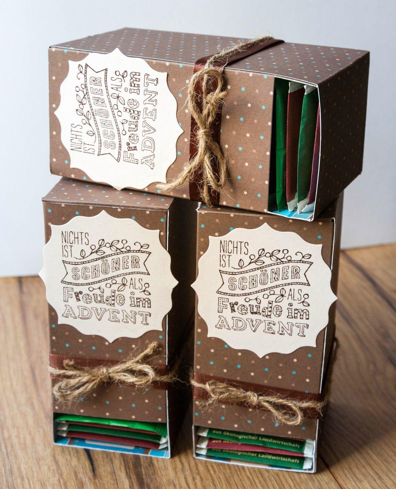 tee teebox teebox basteln adventskalender tee adventskalender weihnachten pinterest. Black Bedroom Furniture Sets. Home Design Ideas