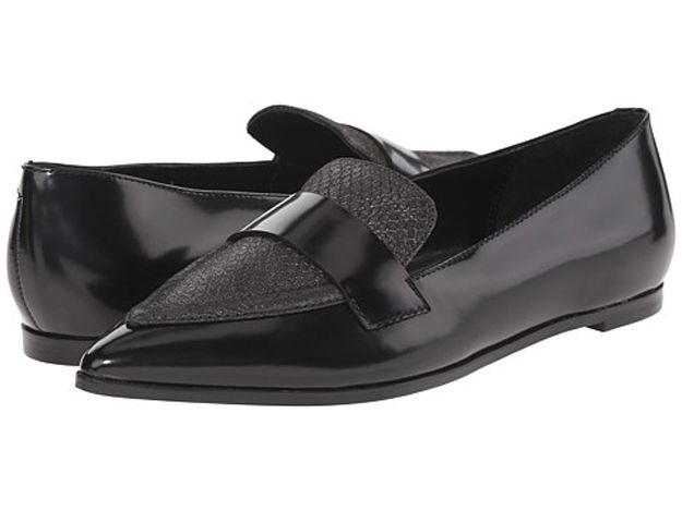 Zessio Pointed Toe Loafers   13 Ivanka Trump Shoes That Should Run For President, check it out at http://makeuptutorials.com/ivanka-trump-shoes-makeup-tutorials
