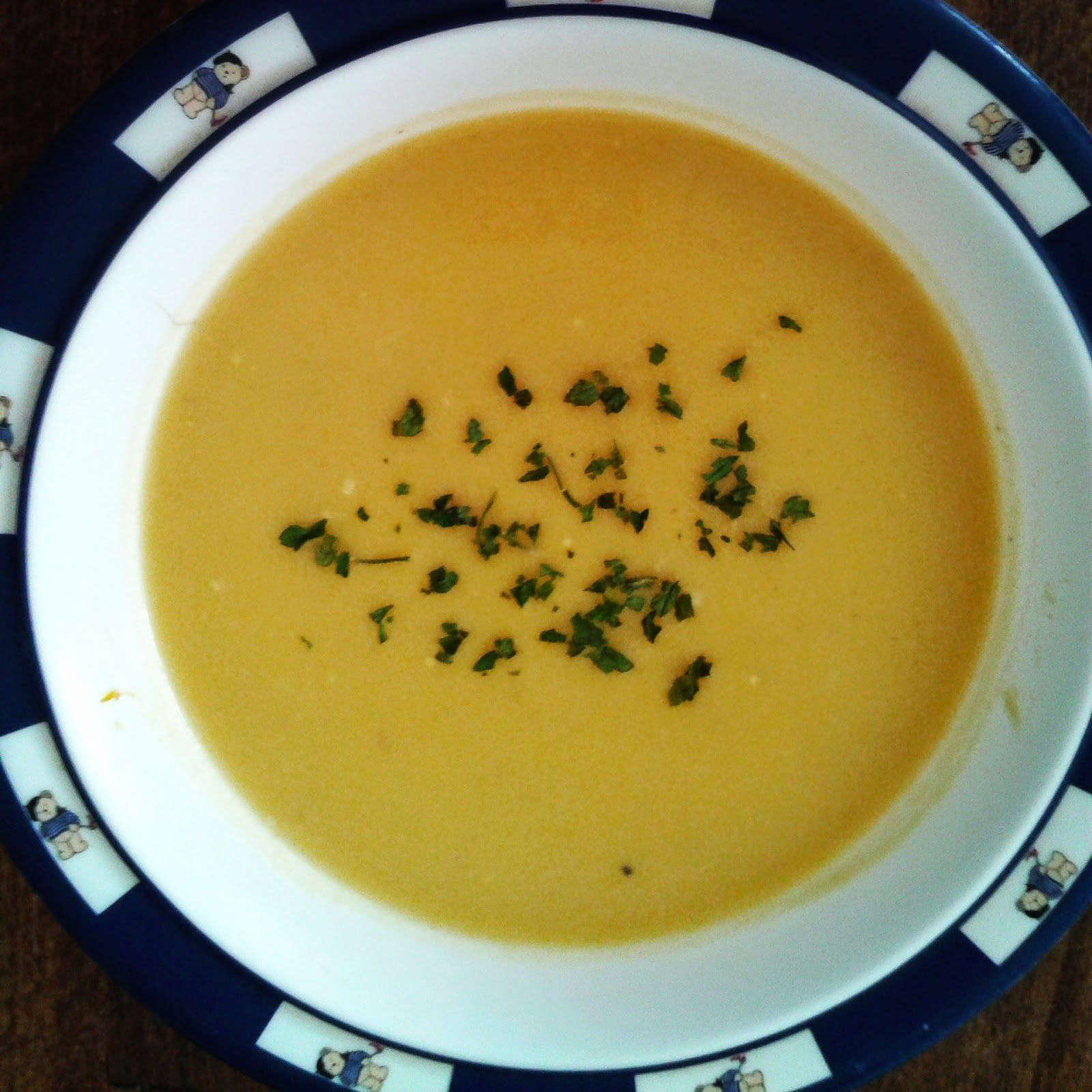 Healthy Breakfast Pumpkin Soup Recipe Resepi Sup Labu Ala Barat Untuk Sarapan Sihat Pumpkin Soup Soup Recipes