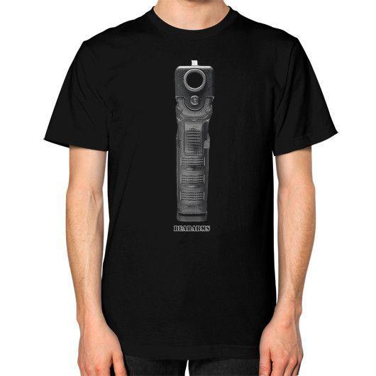 The Glock Down the Barrel Shirt